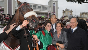 Christophe Soumillon's split with the Aga Khan came after the Belgian belittled Andre Fabre at a gala dinner in Deauville, telling those in attendance that the legendary trainer was 'so small you can hardly see him'