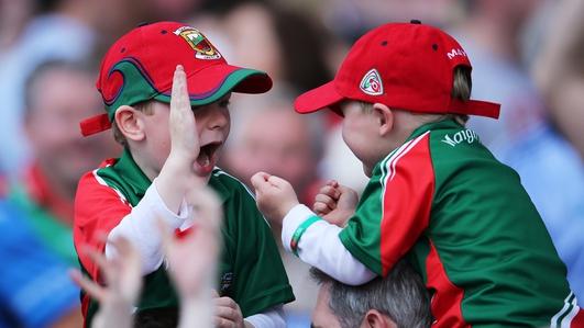 Conall Ó Máirtín & Seán Ó Gallachóir.