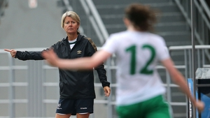 Ireland manager Sue Ronan pleased with performance against Basques