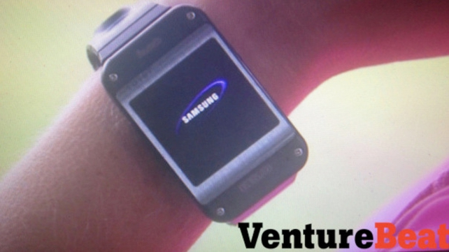 Will new Samsung smartwatch be the dawn of a new age in consumer electronics - image from Venture Beat
