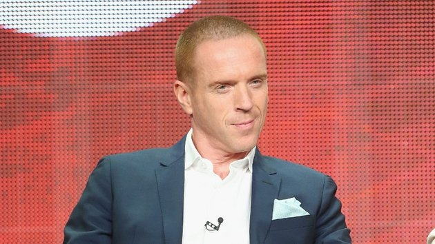 Damian Lewis was delighted that rapper Jay Z mentioned him in F.U.T.W
