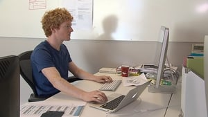 """Patrick Collison and his brother John are names as two people """"reinventing the world right now"""""""