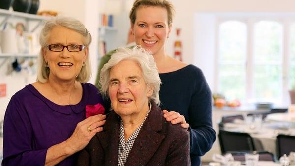 Ballymaloe founder Myrtle Allen has passed away