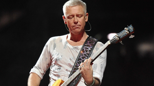 U2 bass player Adam Clayton joins Ryan Tubridy on Friday's The Late Late Show