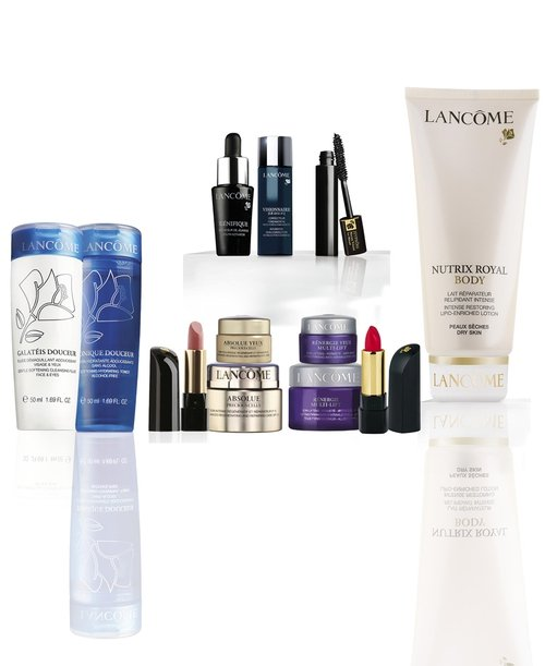 Lancome's new exclusive GWP this September