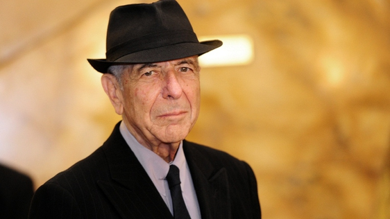 Leonard Cohen © Getty Images