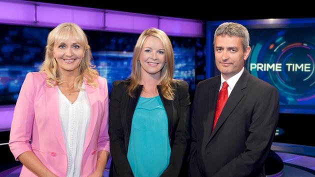 Miriam O'Callaghan, Claire Byrne and David McCullagh