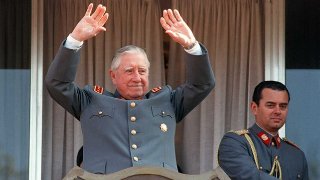 Augusto Pinochet assumed power in a coup d'état  in 1973 that overthrew the Unidad Popular government