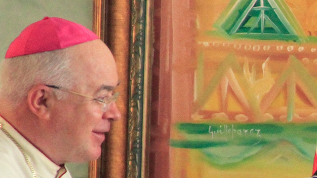The Vatican has recalled Josef Wesolowski and relieved him of his duties