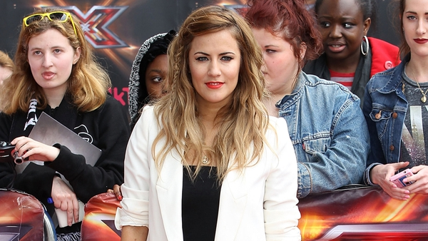 Caroline Flack on Harry Styles relationship: 'It was just really fun to hang out'