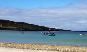 Inishbofin coast