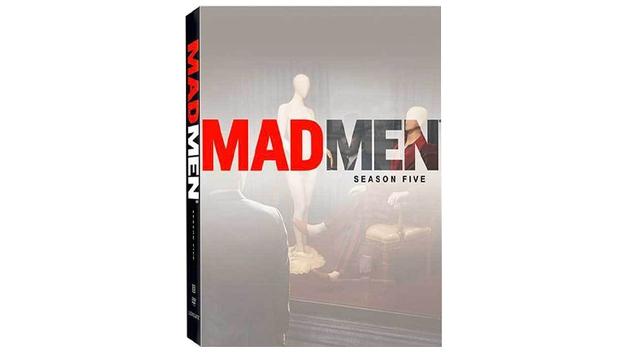 Mad Men series five boxset to giveaway