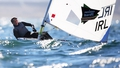 Murphy finishes 23rd at World Laser Radial event