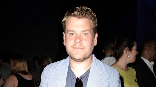 James Corden plays Paul Potts in the upcoming movie