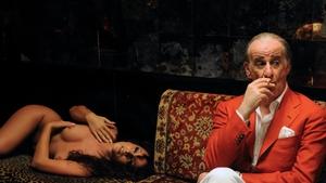 A relentlessly seductive work of art. Toni Servillo and Sabrina Ferilli in La Grande Bellezza