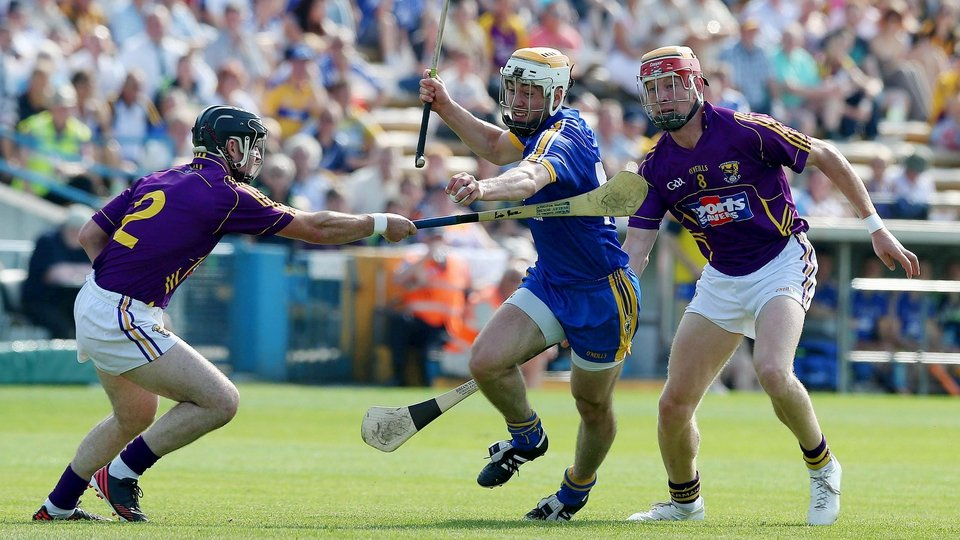 13 July: Phase 3 of the qualifiers. Wexford v Clare was the opener of a bumper double header in front of a big crowd in Thurles. This game looked to be a formality on a number of occasions, with Clare leading by seven points at one stage in the second hal
