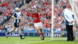 11 August: The extra man for Cork began to tell as the game entered the final quarter and when Horgan forced the ball over the line for a goal in the 66th minute, victory for the Rebels was secure.