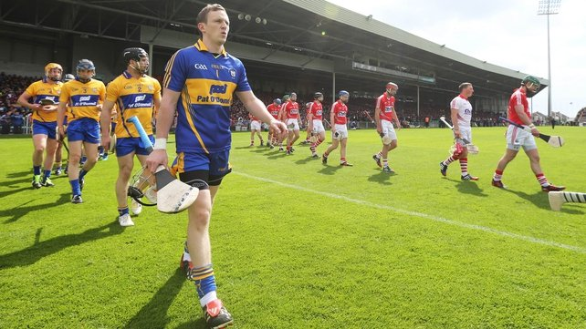 Clare and Cork met in Munster on 23 June - Who will lift Liam MacCarthy today?