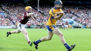 28 July: Game two in Thurles saw yet another energetic performance from Davy Fitzgerald's young side against last year's Leinster champions -and All-Ireland finalists - Galway.