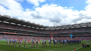 11 August: With the hurling championship already being proclaimed as one of the greatest in years, Cork and Dublin met in the first of the All Ireland semi-finals in front of a huge crowd at Croke Park.