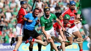14 July: Horgan, who many thought was harshly sent off for bringing his hurley down on the head of Paudie O'Brien, would later have his red card ban rescinded. But this day belonged to Limerick, who pulled clear against 14-man Cork in the second half.
