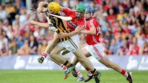28 July: Patrick Horgan was back for Cork after successfully appealing his ban for the sending off in Limerick and he was again outstanding - firing a total of 11 points against the Cats.