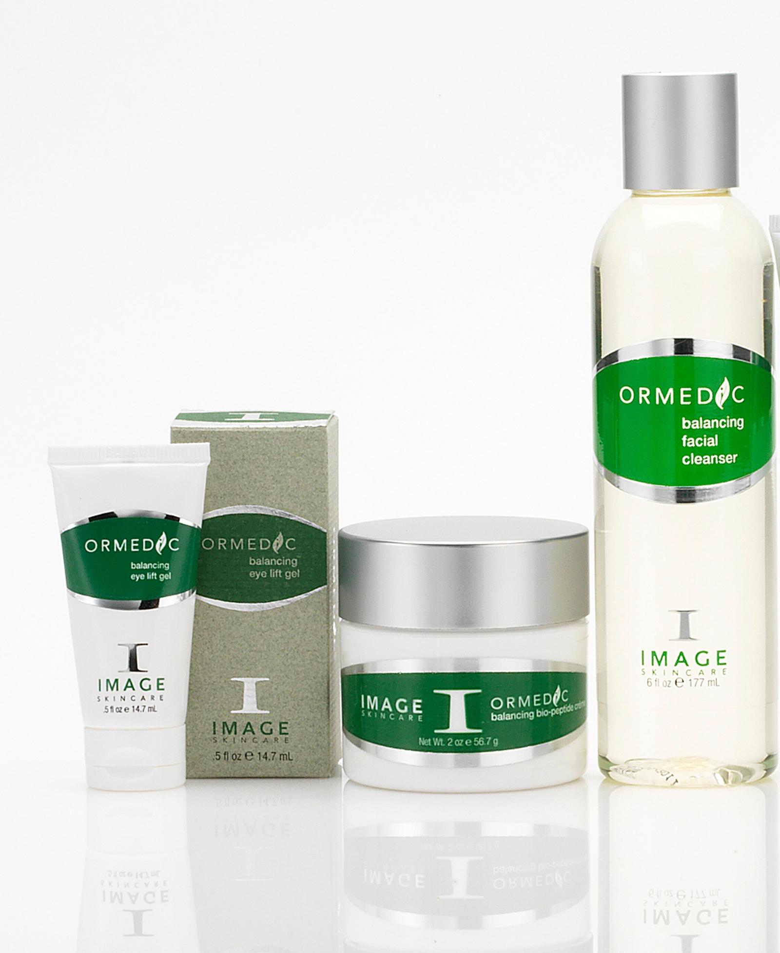 Review Image Skincare Ormedic Facial At Renaissance