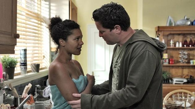 Damien struggles with Ama's celibacy
