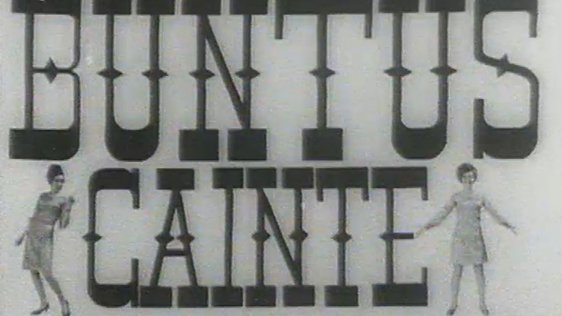 Buntus Cainte - a series of brief instructional programmes aimed at beginners in Irish