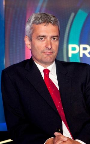 David McCullagh joined the Prime Time team