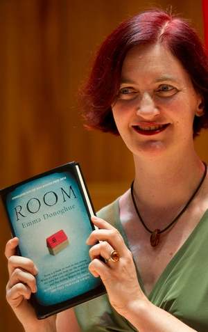 Emma Donoghue's novel ROOM will be brought to the big screen by Lenny Abrahamson
