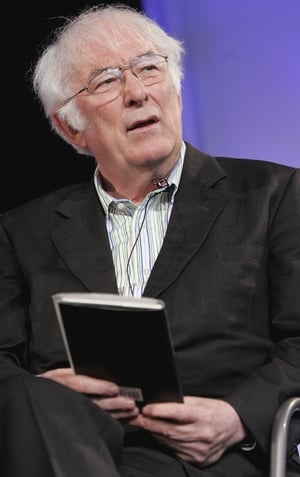 The funeral mass of poet Seamus Heaney took place in Dublin