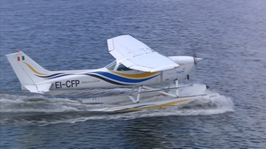 The Cessna 206 could offer a Galway-Dublin seaplane service