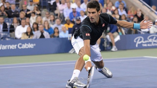 Djokovic has won his last 11 matches against Stanislas Wawrinka, his semi-final opponent