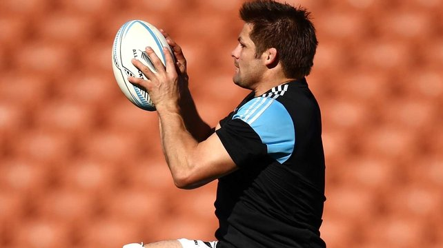 Richie McCaw: '[Argentina] managed to disrupt the breakdown ball and also to slow the game down in that regard, not let the Springboks get flow on'