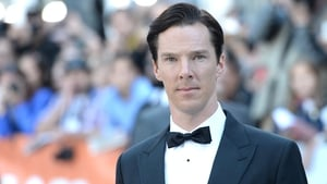 Benedict Cumberbatch at The Fifth Estate premiere in Toronto