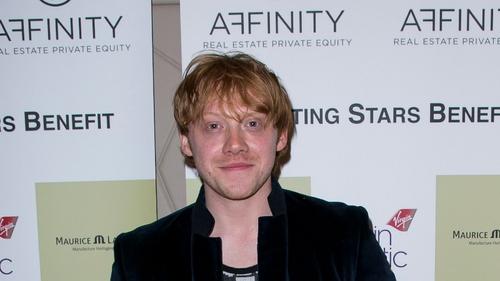 Harry Potter's Rupert Grint struggles with fame