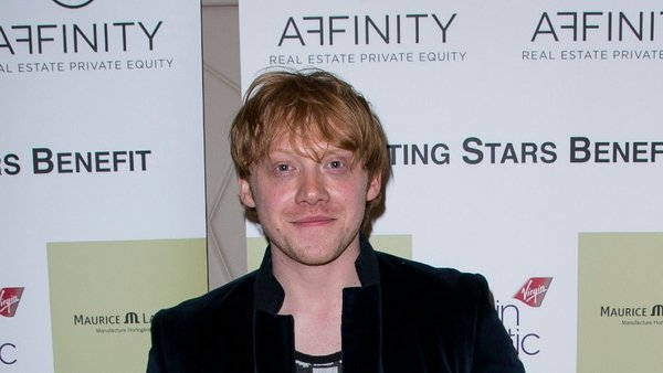 Harry Potter's Rupert Grint struggles with fame