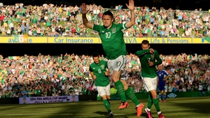 Robbie Keane: 'These are the games that every player wants to play in - a full stadium, in Ireland'