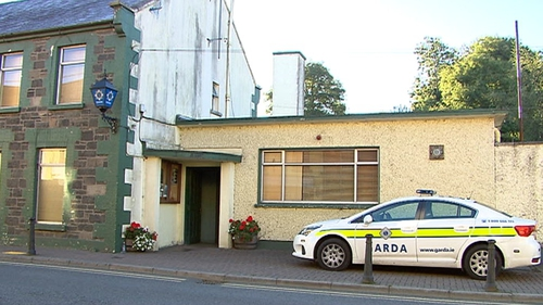 The men are being held at Bailieborough Garda Station