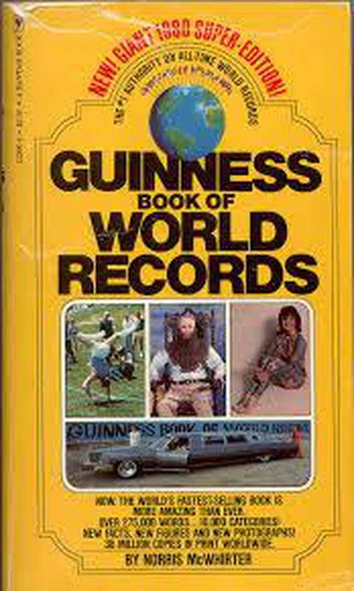 Elvis Impersonator for Guinness Book of Records