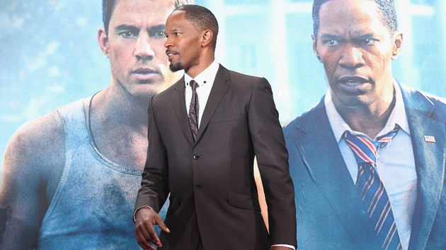 Jamie Foxx is in talks to star in Oliver Stone-directed MLK biopic