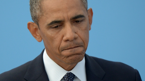 Obama appeals in row over funding bill as US shut-down looms