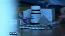 Concern over numbers addicted to prescription drugs