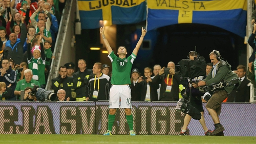Robbie Keane: 'I think it's important whoever takes over it's a fresh start for everybody, the whole country gets behind them and we wish them well whoever that may be.'