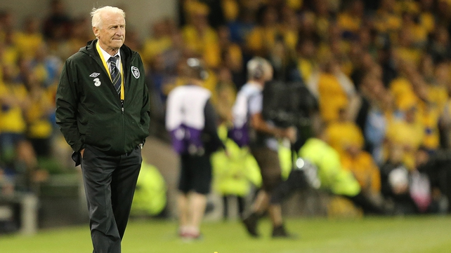 Former Ireland boss Giovanni Trapattoni is eyeing up a new challenge