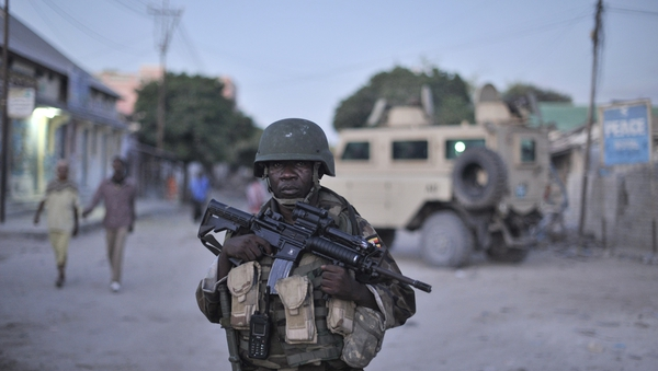 Al-Shabaab has reported an attack on one of its bases in Somalia