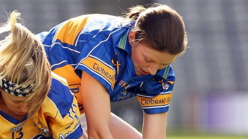 Claire Carroll scored a vital goal for Tipperary