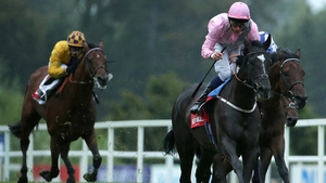The Irish Champion Stakes goes for export as The Fugue wins in fine style
