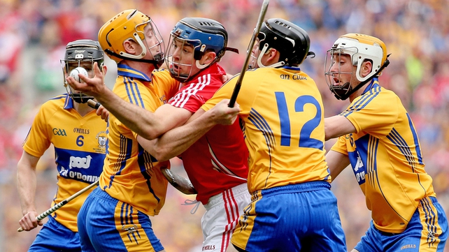 Cork and Clare will do it all over again on Saturday 28 September